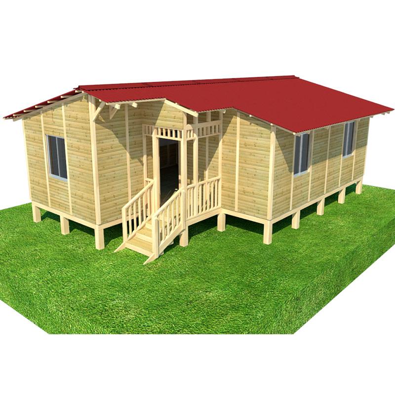 Casa Base 43 M2